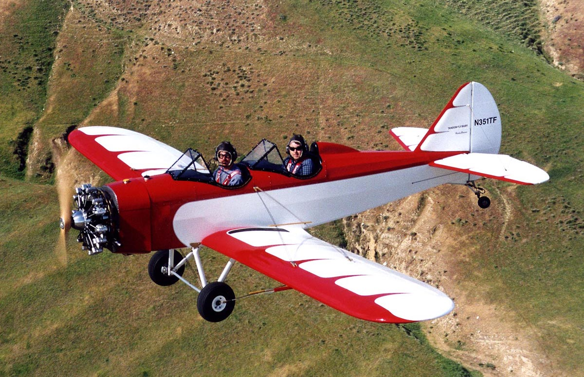 Home Built Wood Airplane Plans