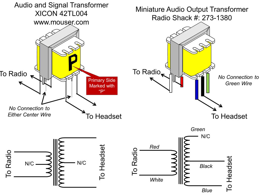 Stereo Transformer Diagram - Data Wiring Diagram