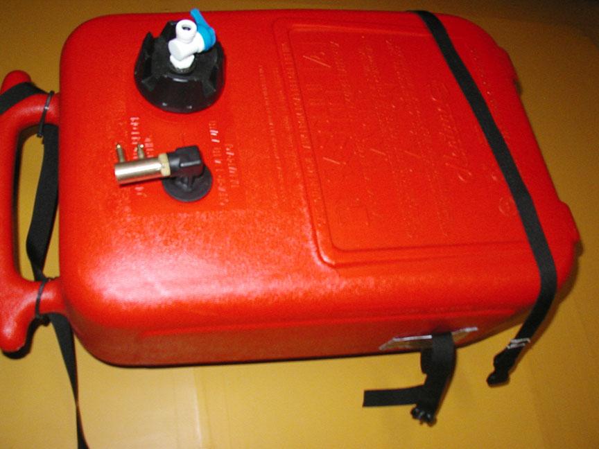 Matt Michael S Auxiliary Fuel Tank