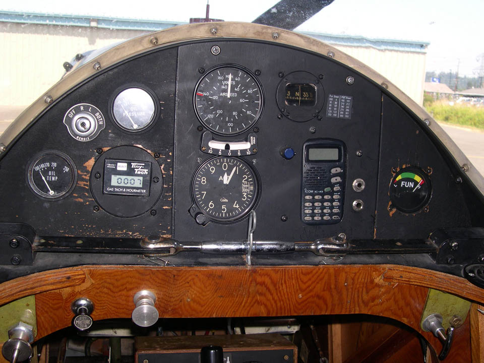 How to install an electronic tach